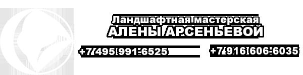 Студия ландшафтного дизайна Алены Арсеньевой